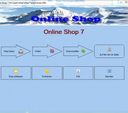 Freeware Online Shop 7.0