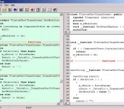 Delphi2Cpp 1.6.3