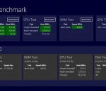 PC Benchmark for Win8 UI