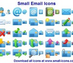 Small Email Icons 2013.1