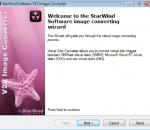 StarWind Free V2V Converter 5.6