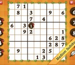 Medium Thanksgiving Sudoku 1.0