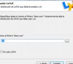 LyXWinInstaller 2.0.5-3
