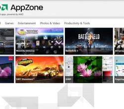 AMD AppZone