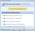 Mz Game Accelerator 1.1.0