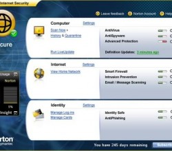 Norton Internet Security 2010 17.1.0.19