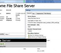 Home File Share Server 0.7.6.50