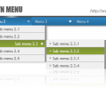 HTML5 Dropdown Menu DW Extension 1.0.0