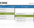 HTML5 Dropdown Menu DW Extension 1.0.0