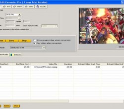 Video Edit Converter Pro 3.51