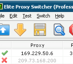Elite Proxy Switcher 1.24