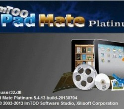 ImTOO iPad to PC Transfer 5.4.16.20130805