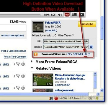 Add On Mozilla Youtube Download