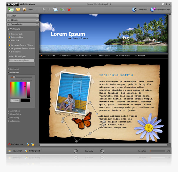 magix website maker 3 free download