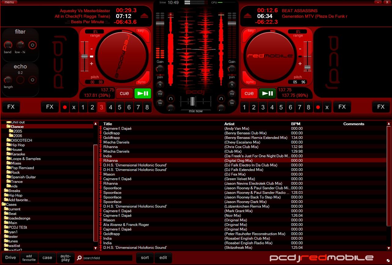 pcdj red mobile 2 6 3 0