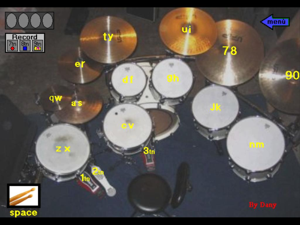 drummer games virtual