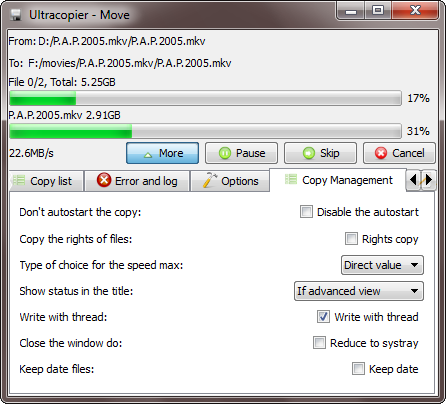 ultracopier portable download