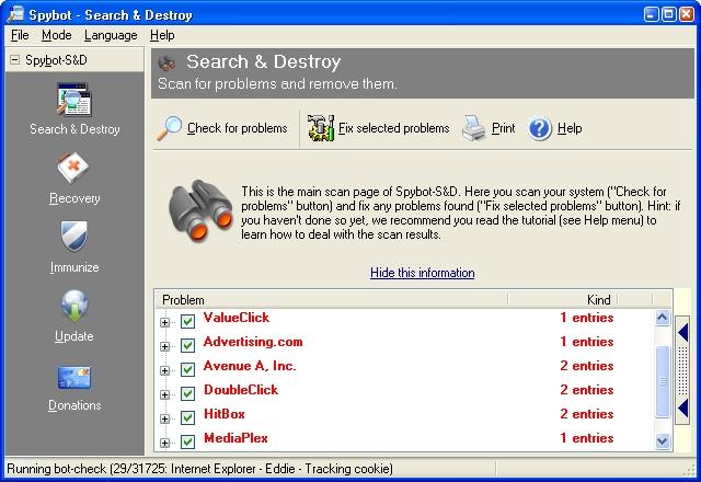 spybot search & destroy 1.6.2.46