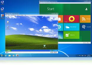 Linux Parallel Zu Windows