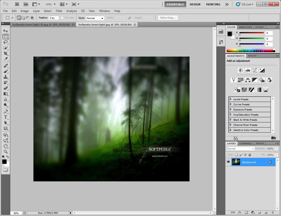 Adobe Photoshop Cs4 11 0 1