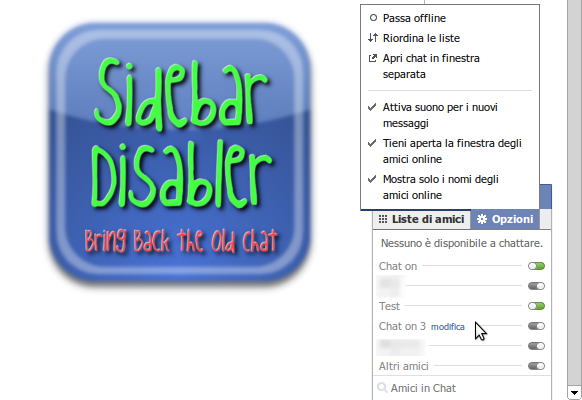 how to add sidebar to chrome