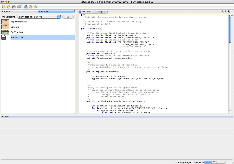 bluej version 3.1.1