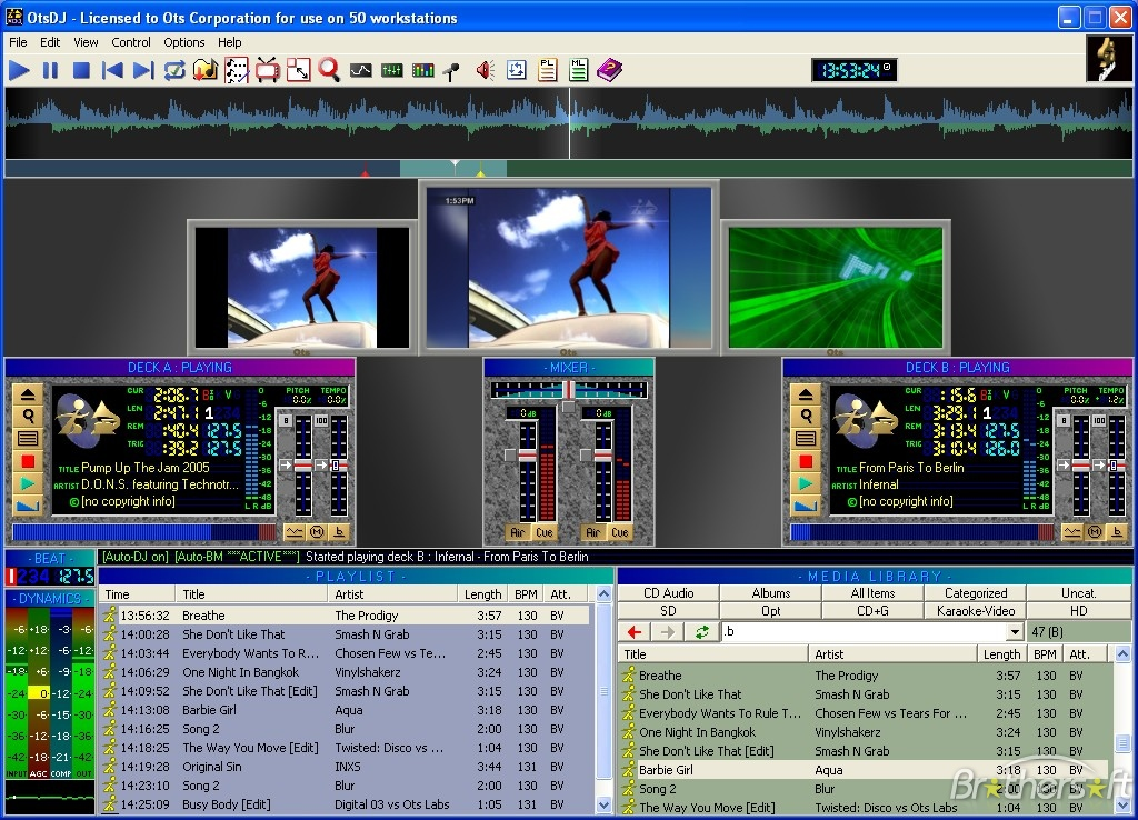 Free Ots Dj Software Download - apisoft-softoz